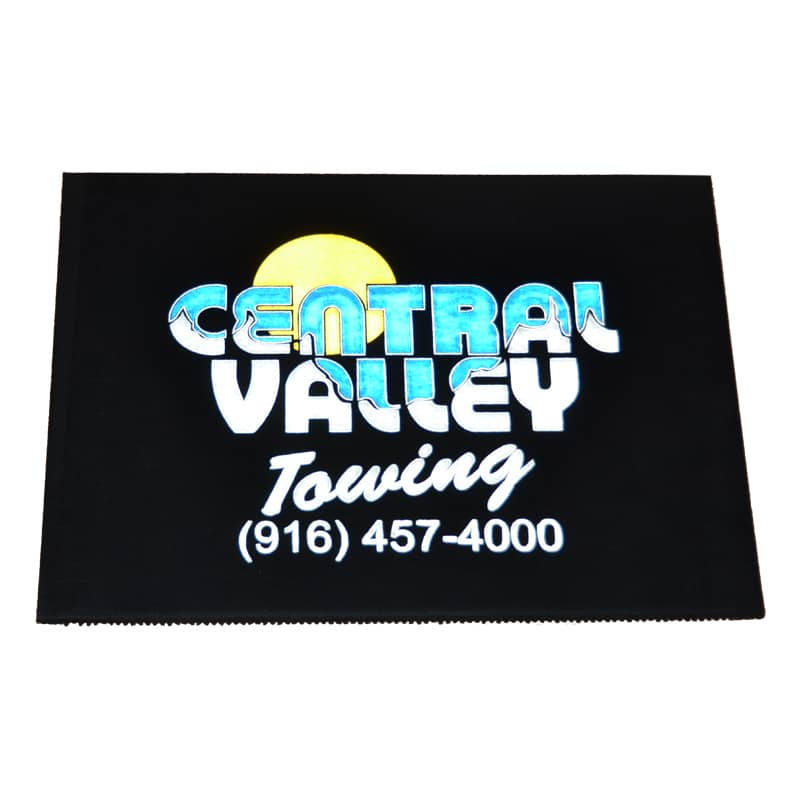 Image of Central Valley Towing's Custom Mud Flaps