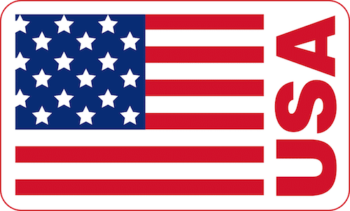 Image of USA Flap Logo