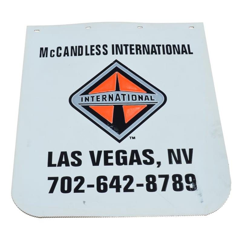 Image of McCandless International Mud Flaps