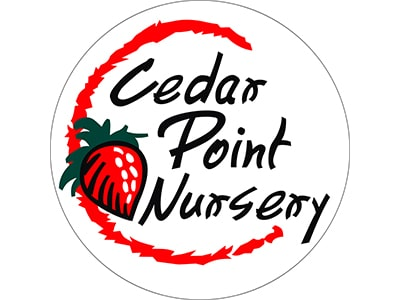 Image of Commercial Vehicle Decal for Cedar Point Nursery